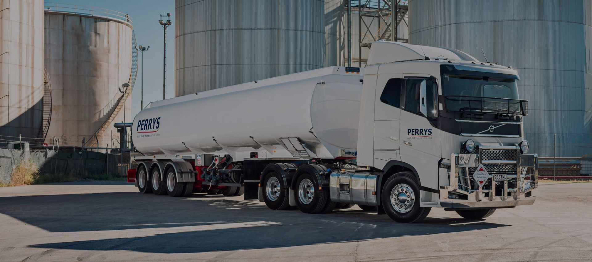 Perrys Fuel Distributors